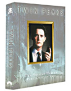 Twin Peaks (Second Season) (Part 1) (DVD) (Special Collector's Edition) (Japan Version)
