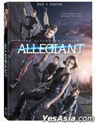 The Divergent Series: Allegiant (2016) (DVD + Digital HD) (US Version)