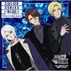 VAZZROCK COLOR Series BLUE  (Japan Version)