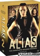 Alias : The Complete Second Season (Korean Version)