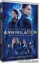 Annihilation (2018) (Blu-ray) (Hong Kong Version)