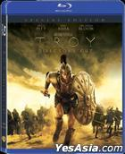 Troy (2004) (Blu-ray) (Director's Cut) (Hong Kong Version)
