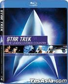Star Trek VI: Undiscovered City (Blu-ray) (Digitally Remastered) (Hong Kong Version)