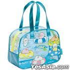 San-X Mamegoma Clear Shoulder Bag