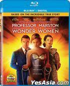 Professor Marston and the Wonder Women (2017) (Blu-ray) (US Version)