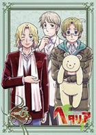 Hetalia Axis Powers (DVD) (Vol.6) (Normal Edition) (Japan Version)