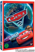 Cars 2 (DVD) (First Press Edition) (Korea Version)