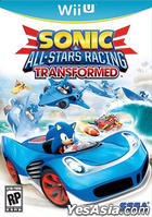 Sonic and All-Stars Racing Transformed (Wii U) (US Version)