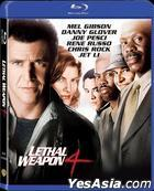 Lethal Weapon 4 (Blu-ray) (Hong Kong Version)
