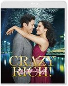 Crazy Rich Asians (Blu-ray + DVD) (Japan Version)