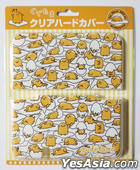 New 3DS LL Clear Hard Cover Gudetama Ippai (Japan Version)
