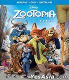 ZOOTOPIA (2PC)(US Version)