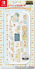 Nintendo Switch Lite Character Soft Pouch Sumikko Gurashi (Sumikko Bread Class) (Japan Version)
