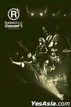 RubberBand Concert #1 Karaoke (3DVD)