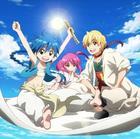 -Magi- Character Song1, Arajin/ Aribaba/ Morujiana (Japan Version)