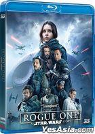 Rogue One: A Star Wars Story (2016) (Blu-ray) (3D) (Hong Kong Version)