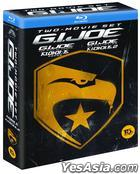 G.I. Joe 2-Pack (Blu-ray) (2-Disc) (Korea Version)
