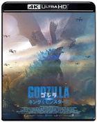 Godzilla: King of the Monsters (4K Ultra HD Blu-ray) (Japan Version)