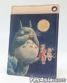 My Neighbor Totoro : Art Leather Series Pass Case Totoro Plays Ocarina