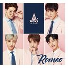 Romeo [TYPE A] (SINGLE+DVD) (First Press Limited Edition) (Japan Version)