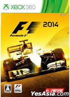 F1 2014 (Japan Version)