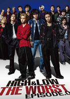 HiGH&LOW THE WORST EPISODE.0 (DVD)(日本版)