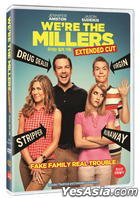 We're the Millers (2013) (DVD) (Extended Edition) (Korea Version)