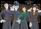 TV Anime The Case Files of Jeweler Richard Special Event Jewelry Etrange Premium Reception Party (DVD) (Japan Version)