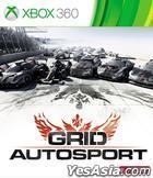 GRID Autosport (Japan Version)