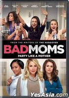 Bad Moms (2016) (DVD) (US Version)