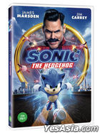 Sonic the Hedgehog (DVD) (Korea Version)