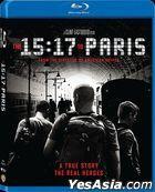 The 15:17 to Paris (2018) (Blu-ray) (Hong Kong Version)