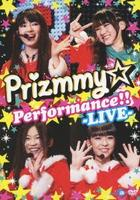Performance☆-LIVE- (Japan Version)