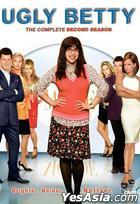 Ugly Betty (DVD) (The Complete Second Season) (Hong Kong Version)