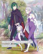 Re:Zero kara Hajimeru Isekai Seikatsu 2nd Season Vol.6 (DVD) (Japan Version)