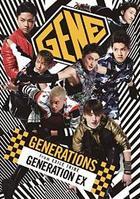 GENERATION EX (ALBUM+BLU-RAY)(Japan Version)
