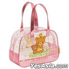 San-X Rilakkuma Clear Shoulder Bag