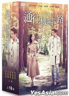On the Way to the Airport (2016) (DVD) (Ep.1-16) (End) (Multi-audio) (KBS TV Drama) (Taiwan Version)