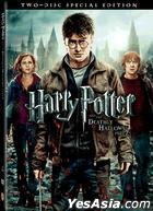 Harry Potter And The Deathly Hallows - Part 2 (2011) (DVD) (2 Discs) (Hong Kong Version)