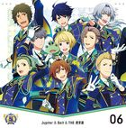 THE IDOLM@STER Side M 5th ANNIVERSARY DISC 06 Juipter & Beit & THE  虎牙道 (日本版)