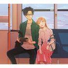 TV Anime Wotakoi: Love is Hard for Otaku ED: Kimi no Tonari [Anime Ver.] (SINGLE+DVD) (First Press Limited Edition) (Japan Version)
