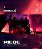 "MONSTA X, JAPAN 1st LIVE TOUR 2018 ""PIECE"" [BLU-RAY] (Japan Version)"