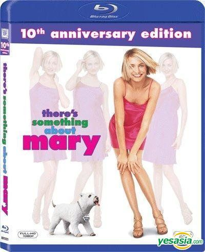 Yesasia There S Something About Mary 1998 Blu Ray Hong Kong Version Blu Ray Matt Dillon Cameron Diaz Deltamac Hk Western World Movies Videos Free Shipping North America Site