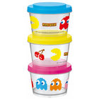Pac-Man Food Container Set (240ml) (3 Pieces)