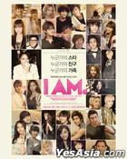 I AM: SMTOWN Live World Tour in Madison Square Garden (DVD) (4碟裝) (英文字幕) (韓國版)