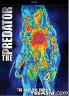 The Predator (2018) (DVD) (US Version)