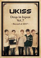 U-KISS Days in Japan Vol.7 -Record of 2017- (Japan Version)