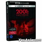 2001: A Space Odyssey (4K Ultra HD + 2D Blu-ray) (3-Disc) (Korea Version)