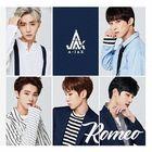 Romeo [TYPE B] (SINGLE+DVD) (First Press Limited Edition) (Japan Version)