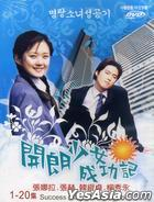 Success Story Of A Fine Girl (DVD) (End) (Multi-audio) (SBS TV Drama) (Taiwan Version)
